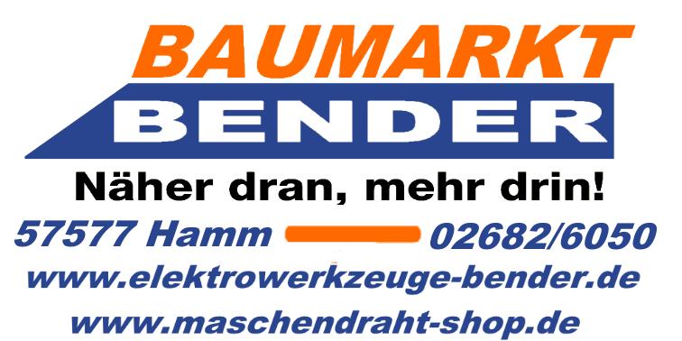 Baumarkt Bender - OG Opperzau
