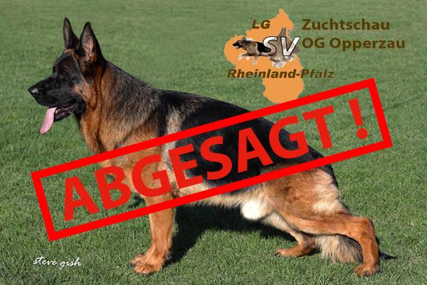 LG-Zuchtschau, LG-Zuchtschau in OG Opperzau am 28.6.2020 abgesagt, OG Opperzau